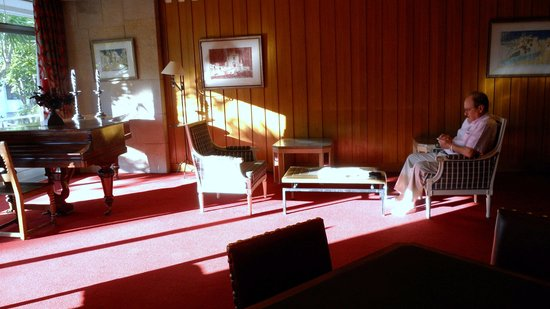 Hotel Cidadela: salon de musique