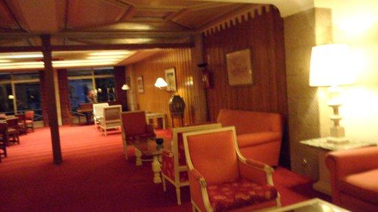 Hotel Cidadela: autre salon,