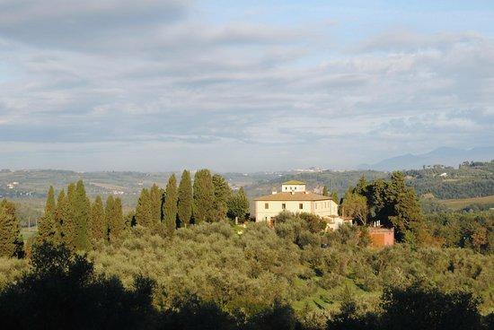 I Moricci: The house
