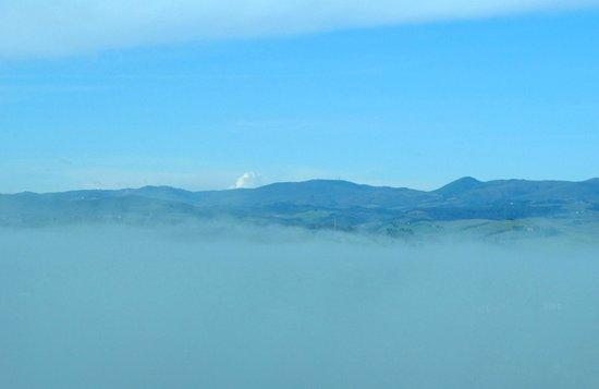 Fog in I Moricci