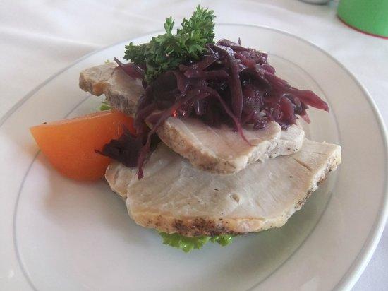 Seabreeze Inn: Pork sandwich