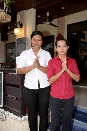 Seabreeze Inn: Some staff