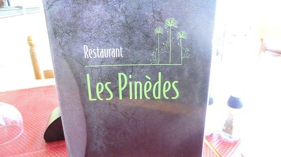 Restaurant Les Pinedes