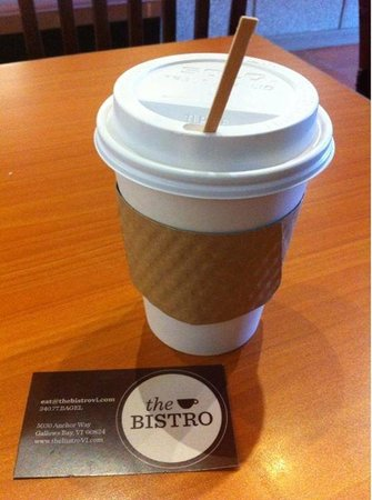 The Bistro: Typical Coffee Hookup