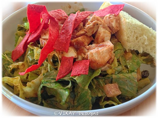 The Bistro: The BBQ Chicken Salad