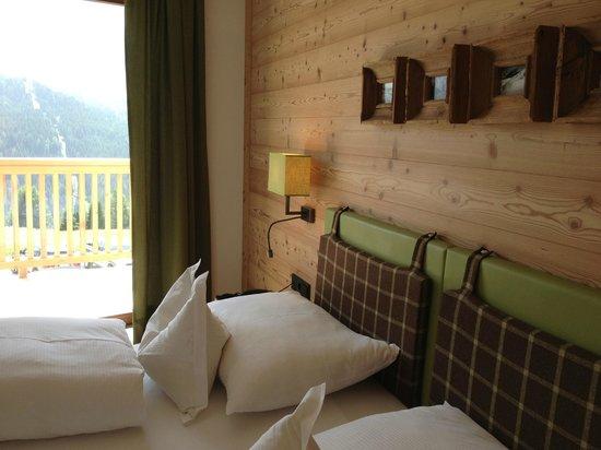 Hotel Chalet Gerard: Camera panoramica