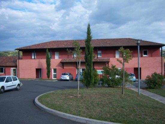 Madame Vacances Résidence La Marquisié : photo de l'accueil