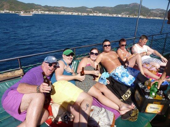 Mega Diana Boat Trip-Tours: Boat trip