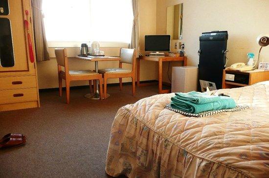 APA Hotel Kanazawa Chuo: twinroom