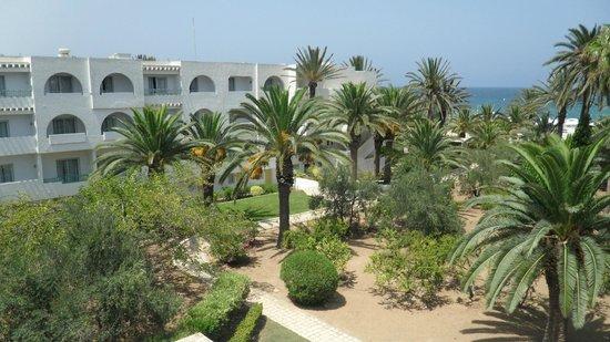 El Mouradi Port El Kantaoui : Vue chambre