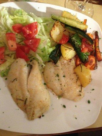 Osteria Mocenigo da Guido e Luca : Pescadito buenísimo