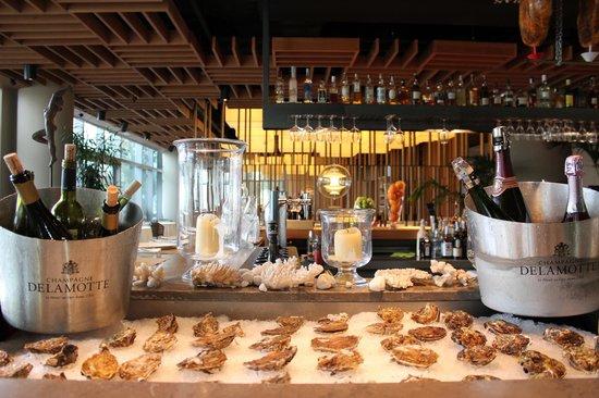 Bravo : Restaurante con muchos detalles