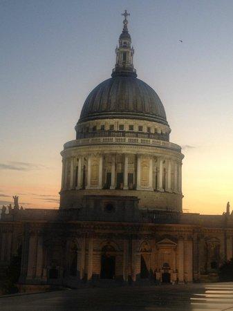 Excursion UK: Catedral de San Pablo, visto en tours: