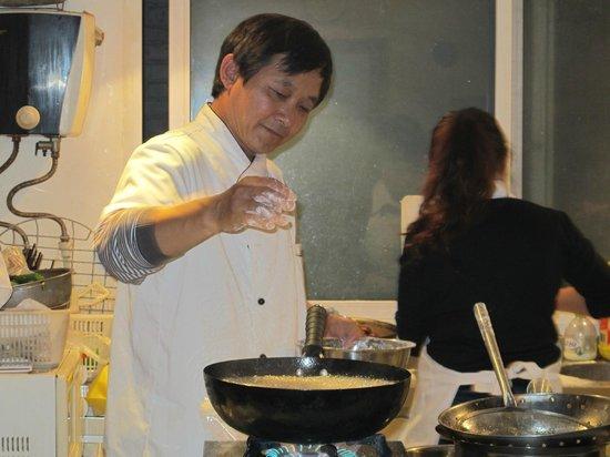 Black Sesame Kitchen: The Chef