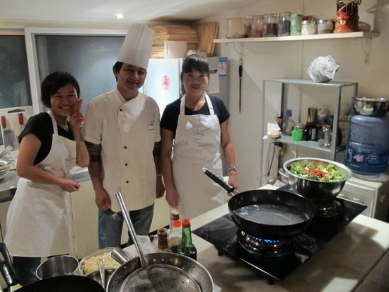 Black Sesame Kitchen: The Staff