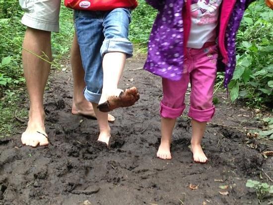 Godolphin: Barefoot adventure