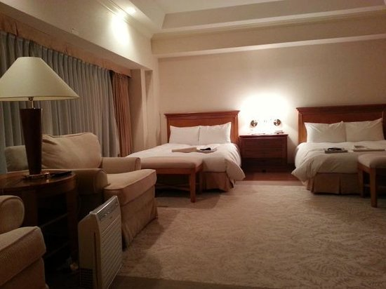 Hotel Mystays Premier Sapporo Park: ベッドルーム