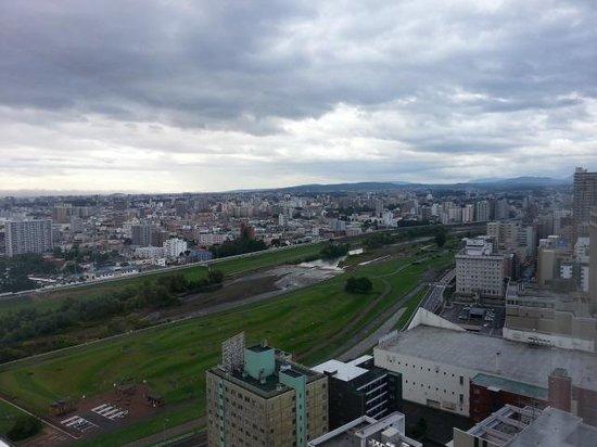 Hotel Mystays Premier Sapporo Park: 部屋からの眺め