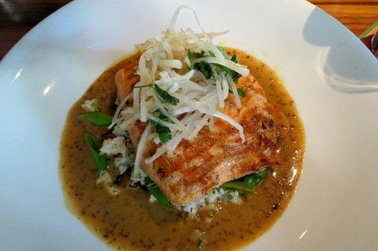 Cactus Club Cafe: Soy Dijon Salmon