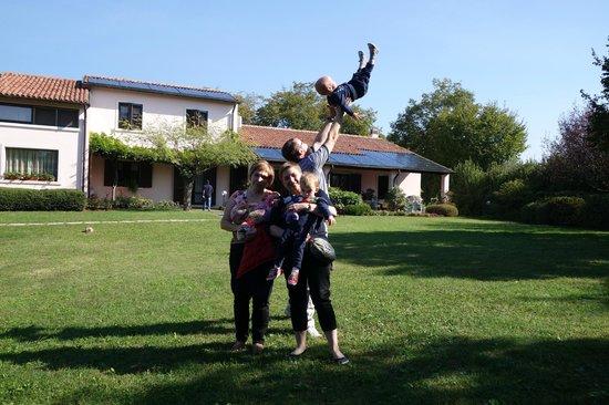 B&B Villa Beatrice: Уезжать не хочется