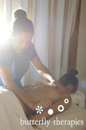 Butterfly Therapies Massage Therapies on the Island of Malta