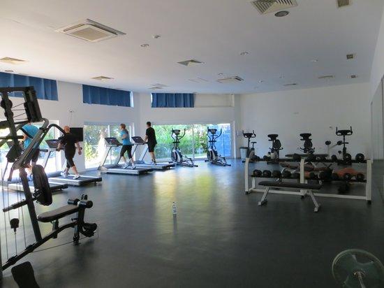 Bodrum Holiday Resort & Spa: Gym