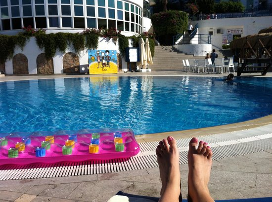 Bodrum Holiday Resort & Spa: Aktivitetspool