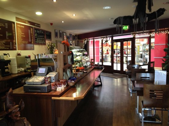 County Longford, Irland: Gallery cafe