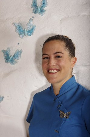 Butterfly Therapies Head Therapist, Cat Moyle