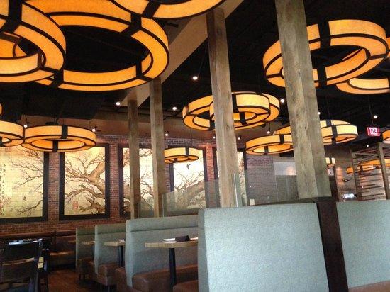 P.F. Chang's: Inside
