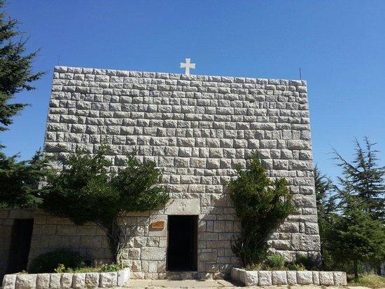 Saint Charbel Tomb