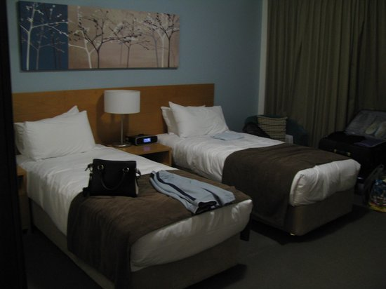 The Sebel Busselton: Our comfy beds