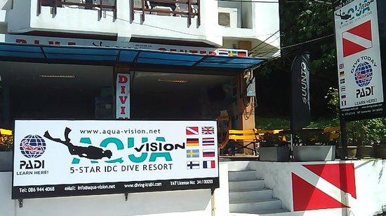 Aqua Vision Scuba Diving