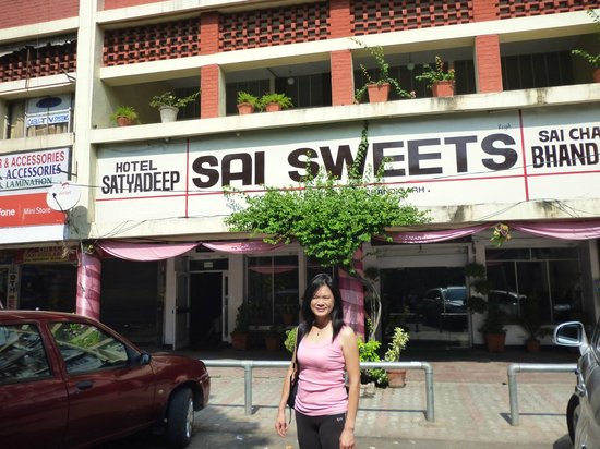 Satyadeep Hotel: Nice Stay