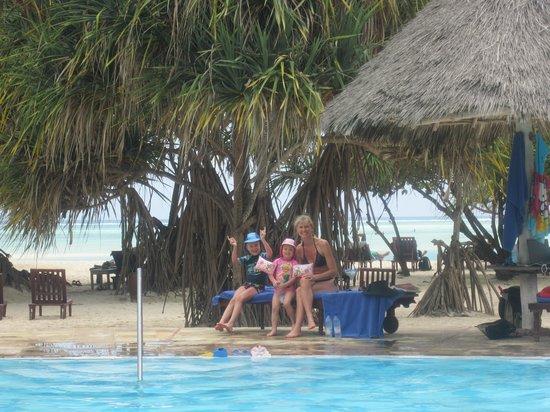 Neptune Pwani Beach Resort & Spa : Family time