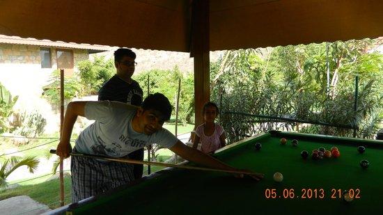 Ananta Spa & Resorts : and i win the game