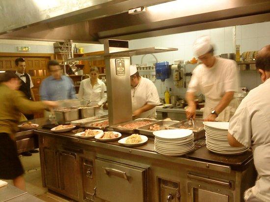 Hotel Mas de Vence : cuisine