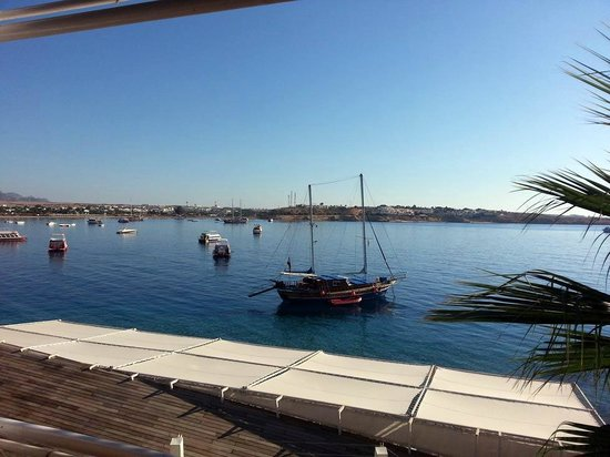 Lido Sharm Hotel: View from my balcony