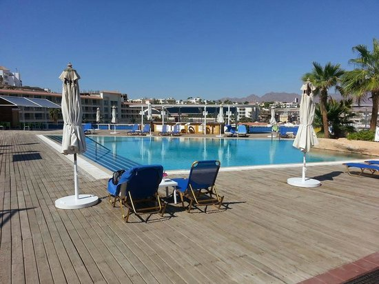 Lido Sharm Hotel: my private pool :)