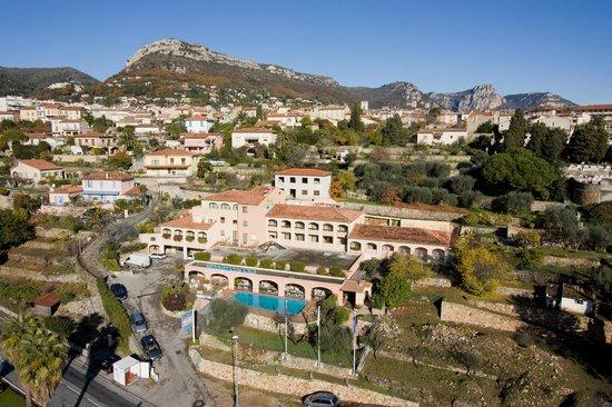 Hotel Mas de Vence : mas de vence et les baous