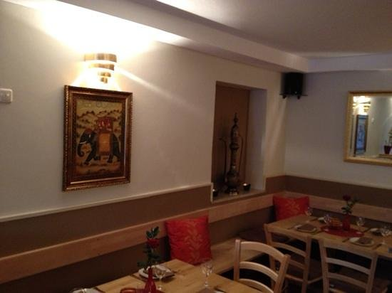 Methi Restaurant: Restaurant Methi
