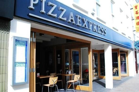 Pizzaexpress St Helier Picture Of Pizza Express St
