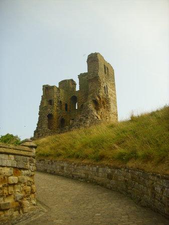 Scarborough Castle: The Castle Ruins
