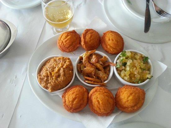 Restaurante Kimukeka : acaraje