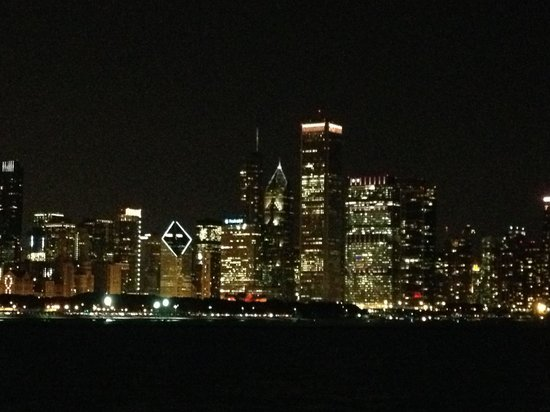City Segway Tours Chicago : Chicago by night