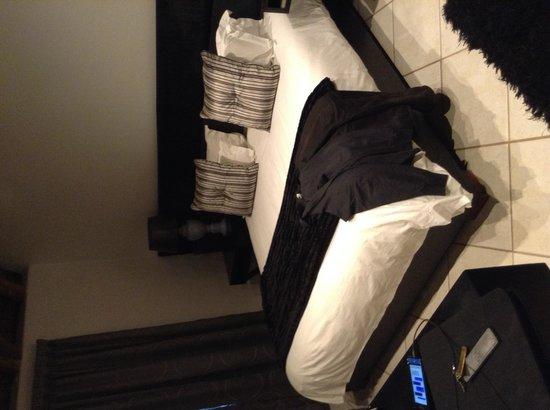 Grande Roche Hotel: Comfortable bed