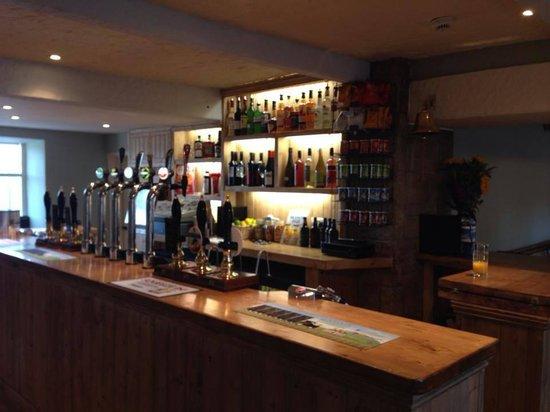 Old Brewery Inn: Bar