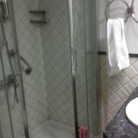 Best Western Ilisia Hotel: Bathroom was clean and working.