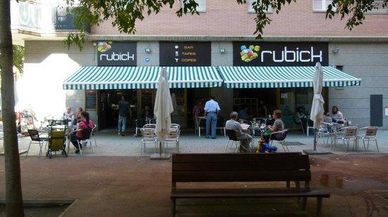 imagen Rubick en Barcelona