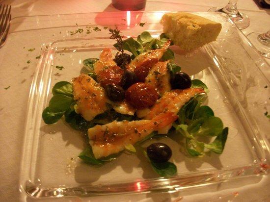 Al Giardino : Il secondo (pesce)